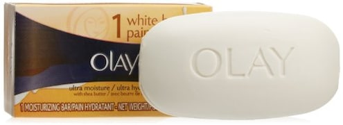 Olay Ultra Moisture Beauty Bar Soap With Shea Butter (90GM, Pack of 2)