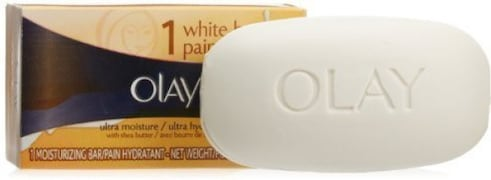 Olay Ultra Moisture Beauty Bar Soap With Shea Butter (Pack of 2)