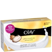 Olay Ultra Moisture With Shea Butter Beauty Bar (678GM, Pack of 6)