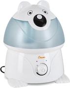 Crane Ultrasonic Cool Mist Room Air Purifier (White)