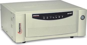 Microtek UPS EB 1000VA Square Wave Inverter (Beige)