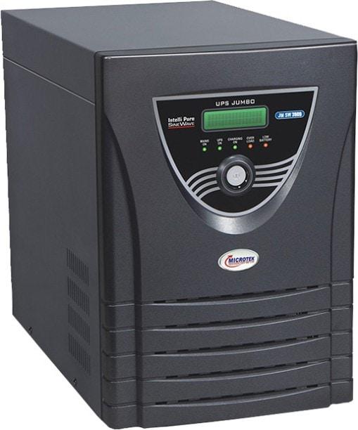 Microtek UPS JM SW 3000/36V Pure Sine Wave Inverter (Black)