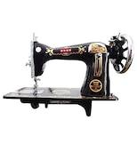 Usha UTS Manual Sewing Machine (Black)