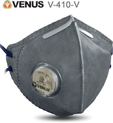 Venus V-410 Dust Protection Anti Pollution Mask (Grey)