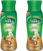 Dabur Vatika Enriched Coconut Hair Oil (300ML)