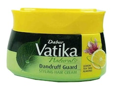 Dabur Vatika Styling Hair Cream Lemon Hair Mask Cream (40ML)