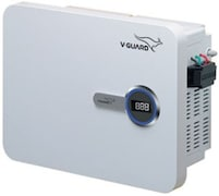 V-Guard VDI 400 Smart Voltage Stabilizer (Grey)