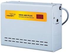 V-Guard VEW 400 Plus Voltage Stabilizer (Grey)