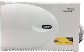 V-Guard VG 400 AC Voltage Stabilizer (Grey)
