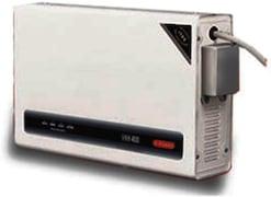 V-Guard VG 400 Voltage Stabilizer (Black)