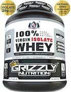 Grizzly Nutrition Virgin Whey Isolate Protein (1KG)