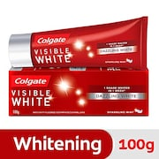 Colgate Visible White Dazzling White Toothpaste (100GM)