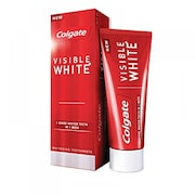 Colgate Visible White Toothpaste (100GM, Pack of 2)