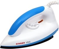 Singer Viva Dry Iron (Blue & White)