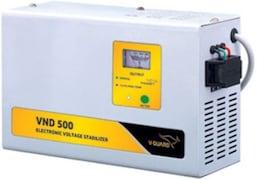 V-Guard VND 500 Electronic Voltage Stabilizer (Grey)