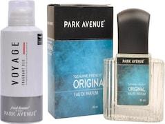 Park Avenue Voyage Deodorant Body Spray (Pack of 2)