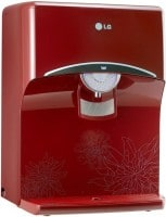 LG WAW73JR2RP 8L RO+UV+UF Water Purifier (Red)