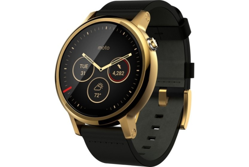0b835f2f9 Motorola Moto 360 Gen 2 Smartwatch Online at Lowest Price in India