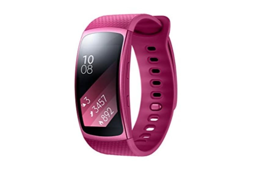 cb36d2a2b Samsung Gear Fit2 Smartwatch Online at Lowest Price in India