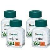 Himalaya Wellness Arjuna Tablets (60 PCS, Pack of 5)