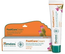 Himalaya Wellness Foot Care Cream (50GM)