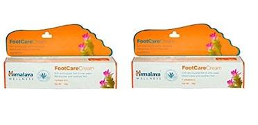Himalaya Wellness Foot Care Cream (20GM, Pack of 2)