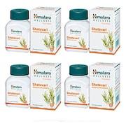 Himalaya Wellness Shatavari Womens Tablets (60 PCS, Pack of 4)