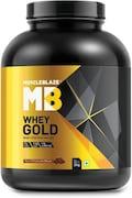 MuscleBlaze Whey Gold Isolate (Rich Milk Chocolate, 2KG)
