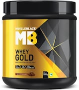 MuscleBlaze Whey Gold Isolate (Rich Milk Chocolate, 500GM))