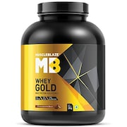Muscleblaze Whey Gold Protein Isolate (Mocha Cappuccino, 2KG)