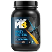 MuscleBlaze Whey Protein (Cookies And Cream, 1KG)