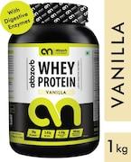 Abbzorb Nutrition Whey Protein (1KG)