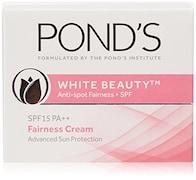 Ponds White Beauty Anti Spotless Fairness Cream SPF15 (50GM)