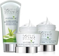 Lotus Herbals White Glow Day and Night Pack (Combo Pack)