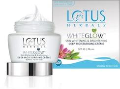 Lotus Herbals White Glow Skin Whitening And Brightening Deep Moisturising Creme (40GM)
