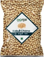 Goshudh White Kabuli Chana (400GM)