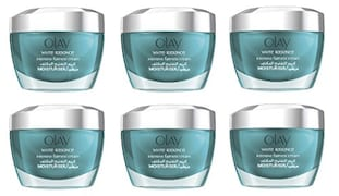 Olay White Radiance Advanced Whitening Intensive Fairness Cream (48GM, Pack of 6)