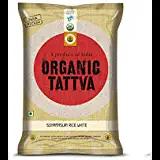 ORGANIC TATTVA White Sona Masuri Rice (5KG)