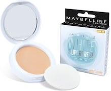 Maybelline White Super Fresh Compactmarble
