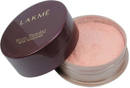 Lakme Whitening Rose Face Powder (Pink)