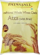 Patanjali Whole Wheat Flour (5KG)