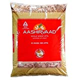 Aashirvaad Whole Wheat Flour (2KG)