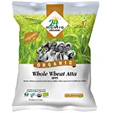24 Mantra Organic Whole Wheat Flour (10KG)