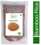 GREENLIFEWild bamboo Brown Rice (500GM)