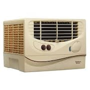 Symphony Window Air Cooler (Beige, 51 L)