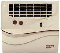 Symphony Window Jet Air Cooler (Ivory, 41 L)