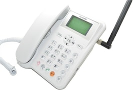 Huawei WIRECELL1T Corded Landline Phone (White)