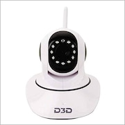 D3D Wireless IP CCTV Security Camera