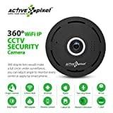 Active Wireless IP CCTV Security Camera