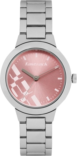 Fastrack Women Analog Watch - 6150SM04